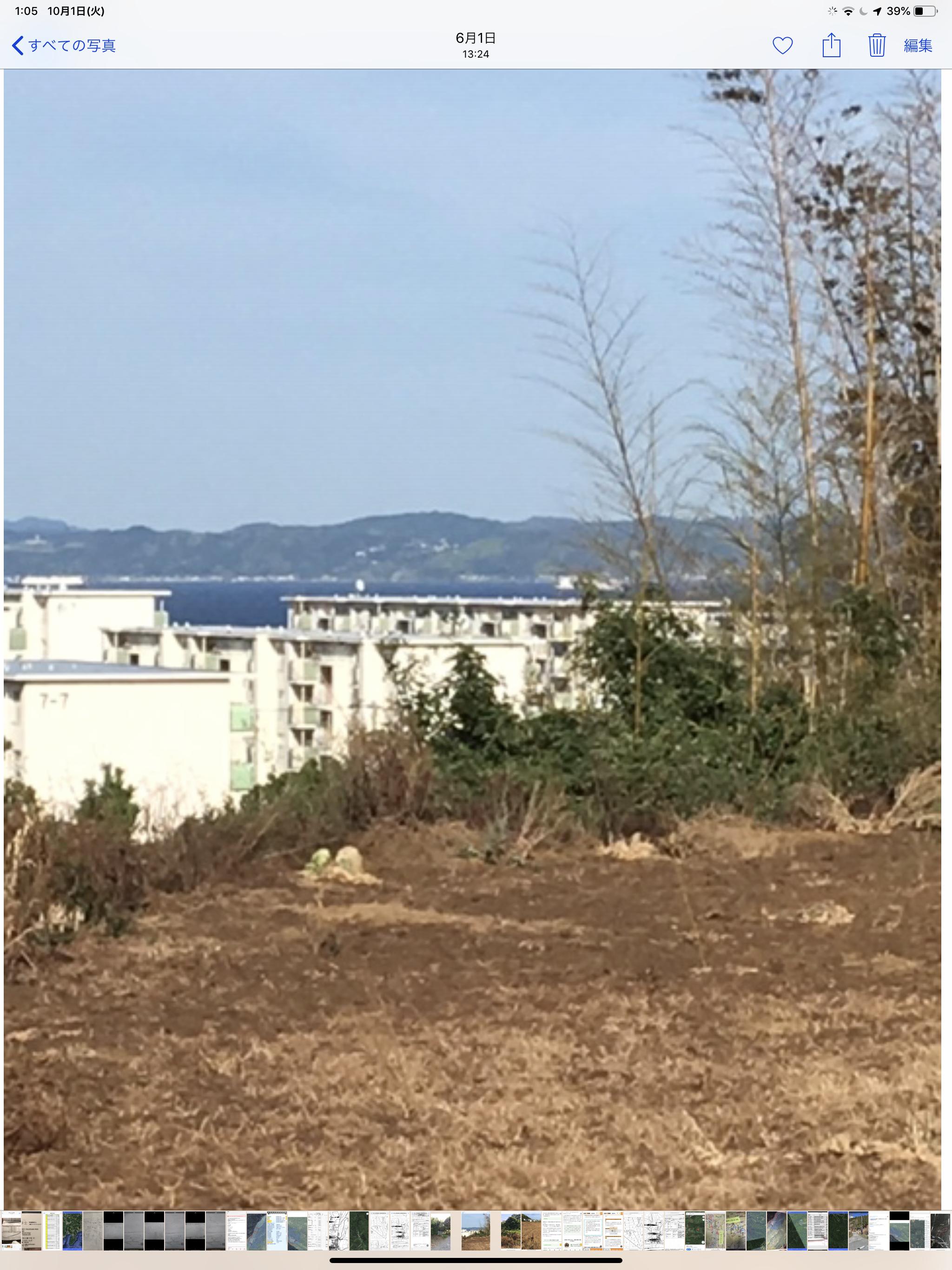 神奈川県横須賀市津久井3丁目にある90坪の土地です。