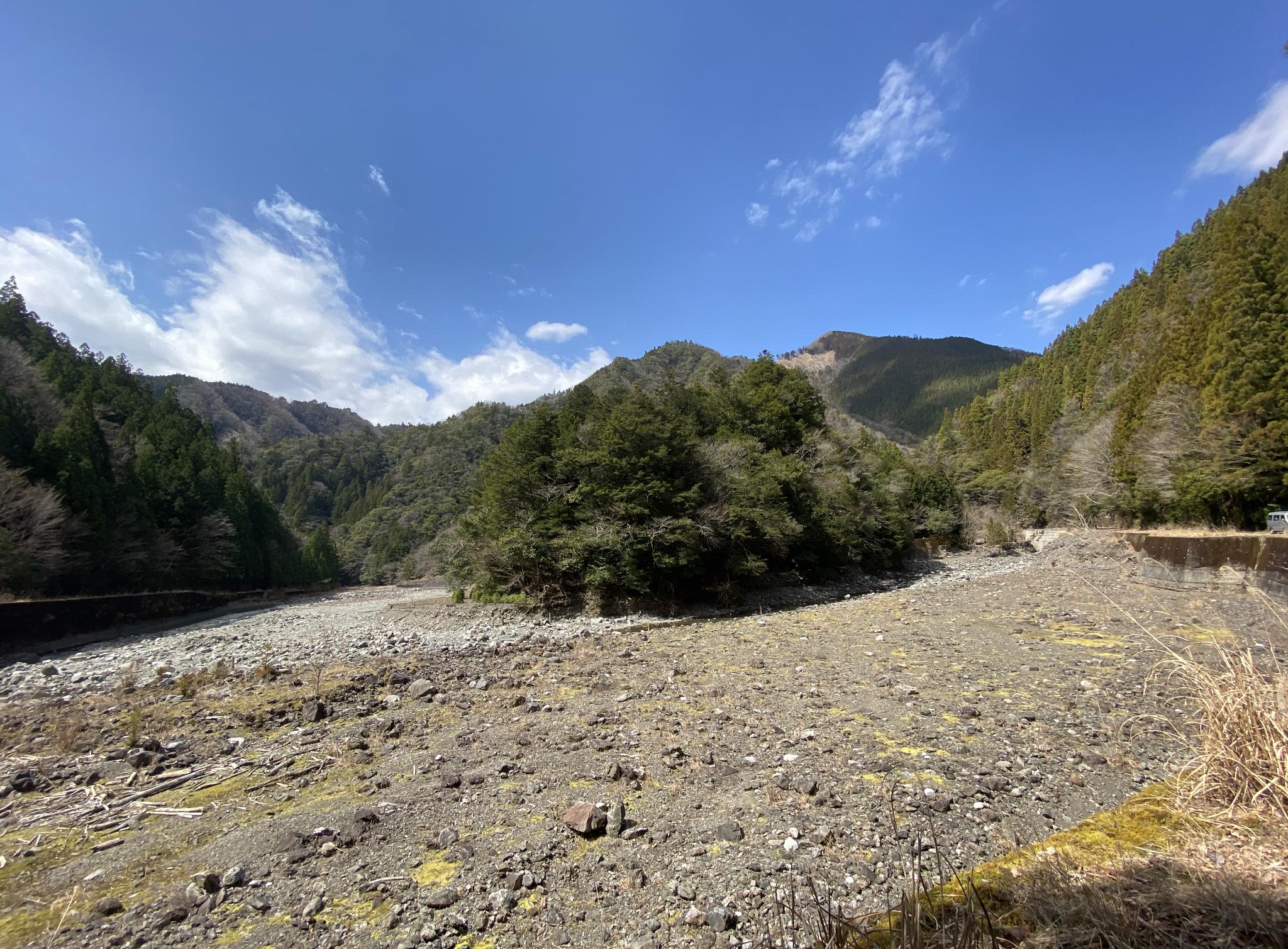 実測32万坪の山林(普通林)です。