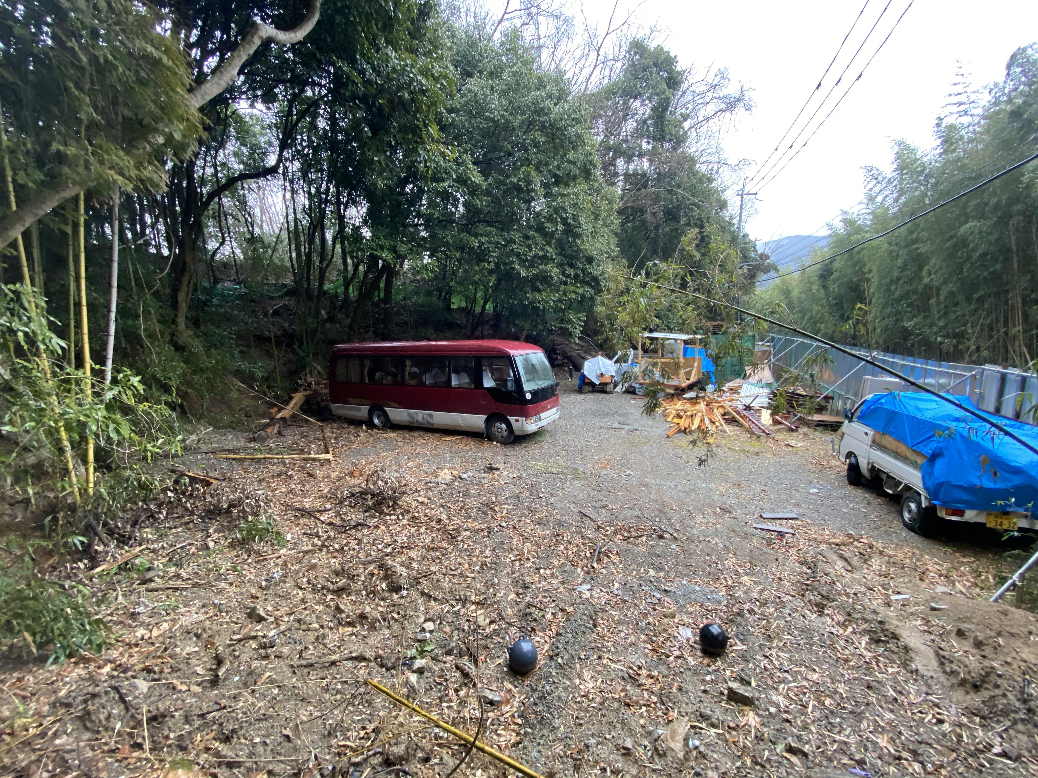 奈良県奈良市忍辱山(にんにくせん)町にある多用途向き里山林。630万円